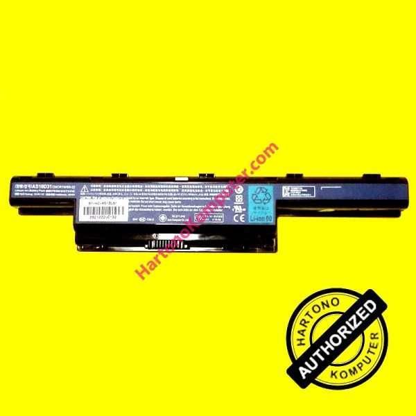 Baterai Laptop Acer 4738 4741 ORI-0