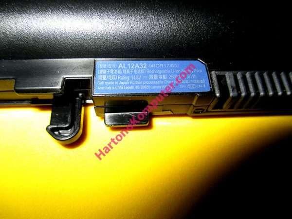 Baterai Acer Aspire V5 AL12A32 ORI-197