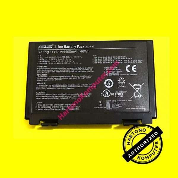Baterai Asus A32-F82 K40 ORI-0