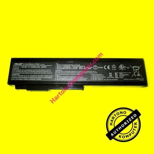 Baterai Asus N43 M50 ORI-0