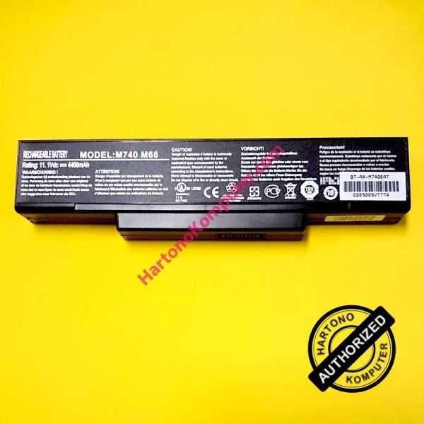 Baterai Axioo MNC M740 OEM-26