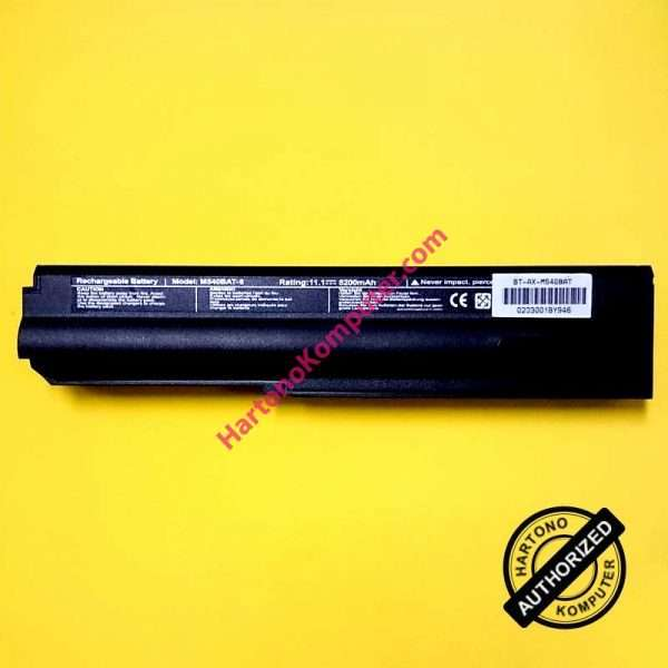 Baterai Axioo Zyrex M540-0