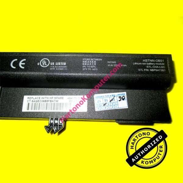 Baterai Compaq 510 ORI-257