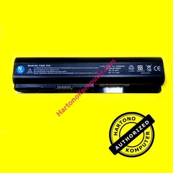 Baterai Hp Compaq CQ40-0