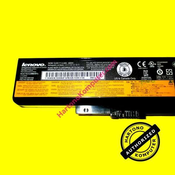 Baterai Lenovo G480 ORI-250