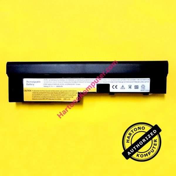 Baterai Lenovo IdeaPad S10-3 S100 S205-0