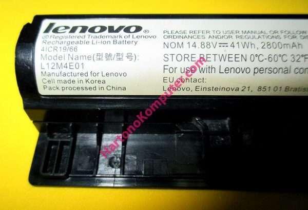 Baterai Lenovo G400S ORI-214