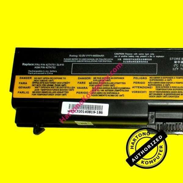 Baterai Lenovo Thinkpad T430 SL410 OEM-287