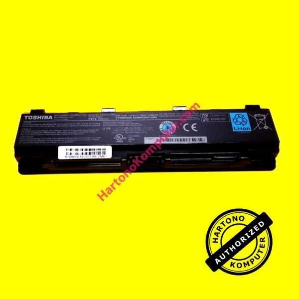 Baterai Toshiba C840 C845 C850 L840 L845 L850 PA5024 ORI-0