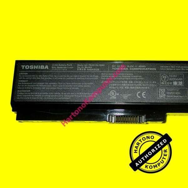 Baterai Toshiba PA3817 ORI-343