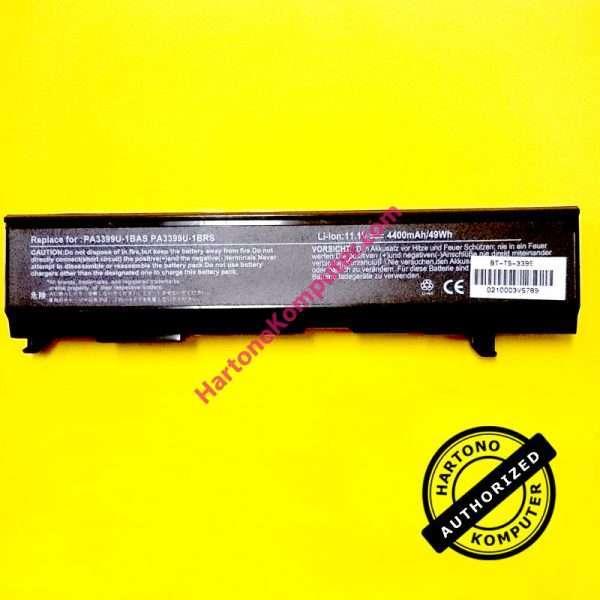 Baterai Toshiba PA3399 OEM-0