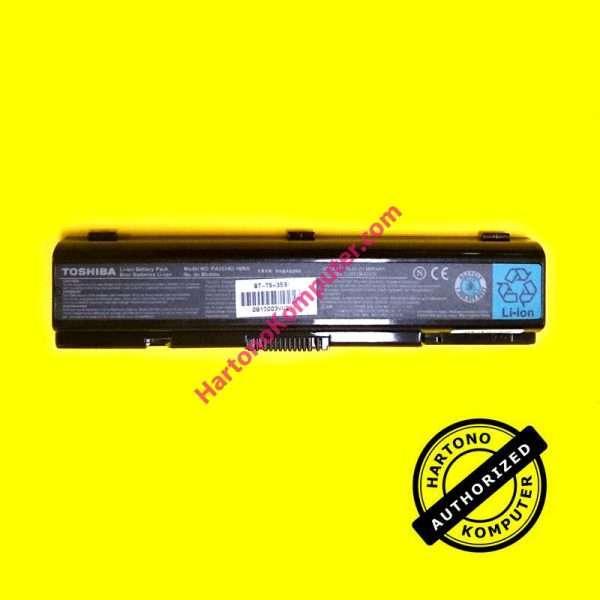 Baterai Toshiba PA3534 ORI-0