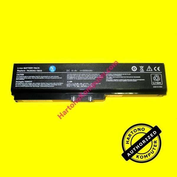 Baterai Toshiba PA3634 OEM-0