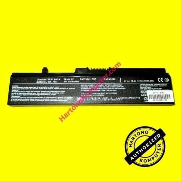 Baterai Toshiba PA3780 OEM-0