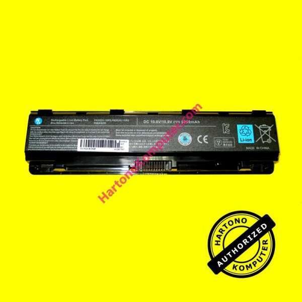 Baterai Toshiba C840 C845 C850 L840 L845 L850 PA5024 OEM-0
