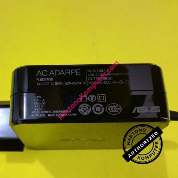 Charger Asus 19V 3.42A New Model Plugin-500