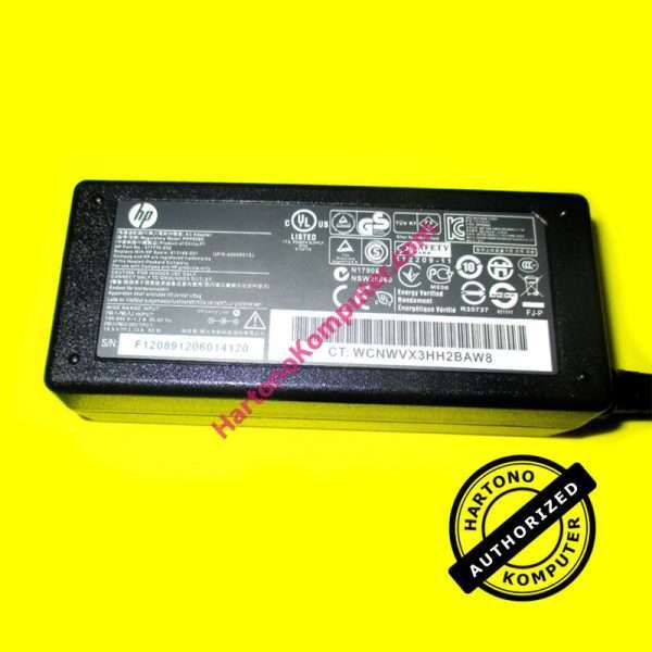 Charger Hp 19.5V 3.33A Pin-236