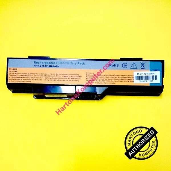 Baterai Lenovo G410 OEM-0