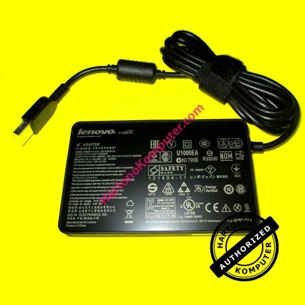 Charger Lenovo 20V 3.25A Square Mouth - Slim-253