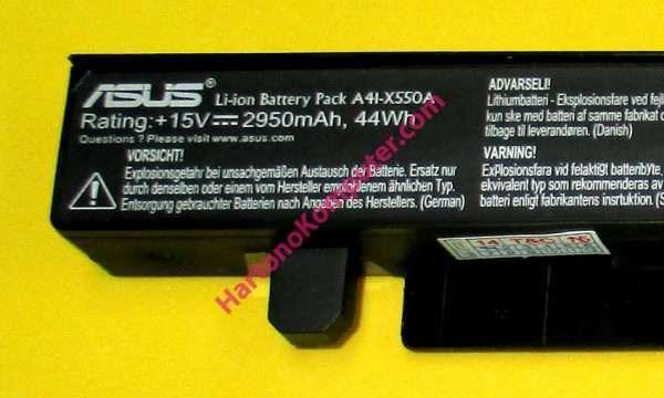 Baterai Asus X450 X550 ORI-255