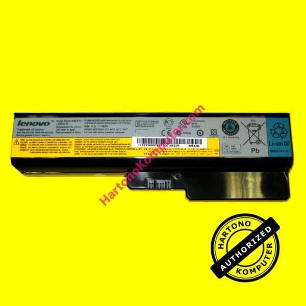 Baterai Lenovo G430 ORI-0