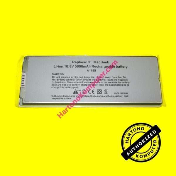 """Baterai Apple A1181 A1185 MA561 MA566 Macbook 13""""-0"""