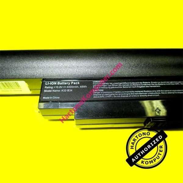 Baterai Axioo RNO A32-B34-297