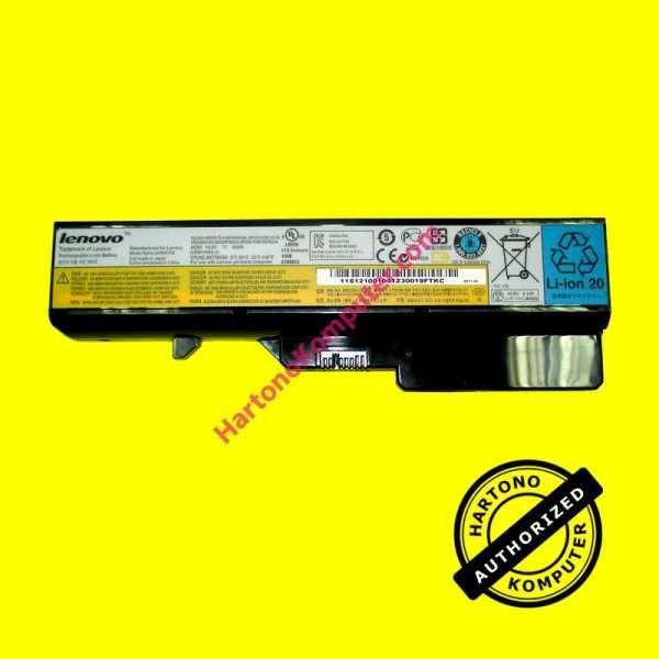 Baterai Lenovo G460 G560 G460A L09S6Y02 L09L6Y02 Original-0