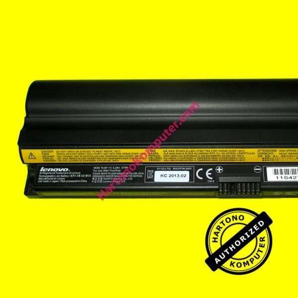 Baterai Lenovo ThinkPad Edge X100e X120e-347