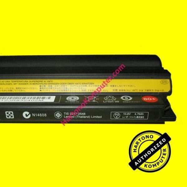 Baterai Lenovo ThinkPad Edge X100e X120e-348