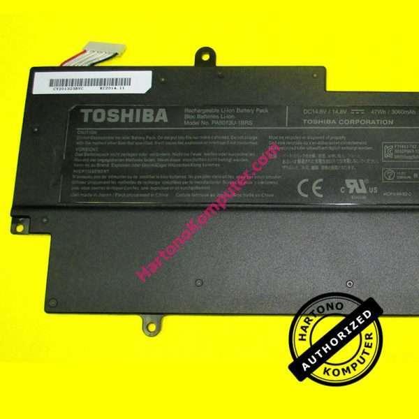 Baterai Toshiba Ultrabook Z830 Z835 PA5103 ORI-352
