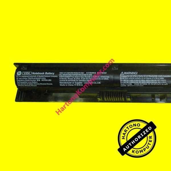 Baterai HP Envy 14 15 17 VI04 ORI-362