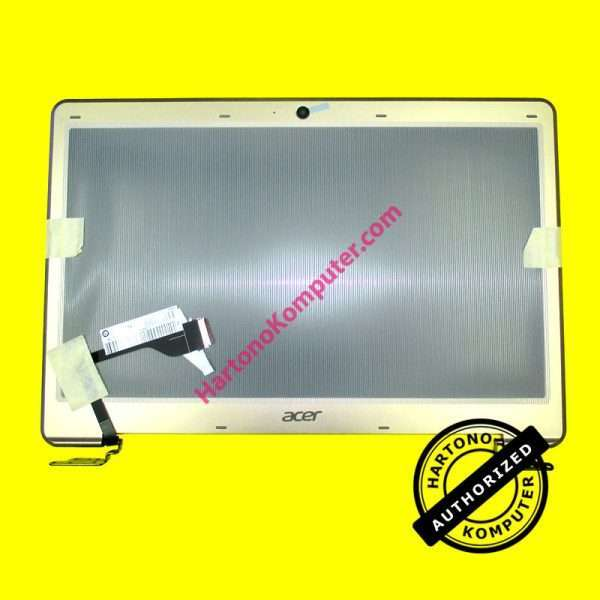 "Layar LED Acer S3 With Frame Gold 13.3"" Slim-0"