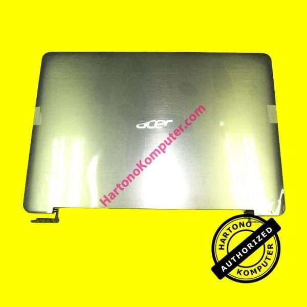 "Layar LED Acer S3 With Frame Gold 13.3"" Slim-354"