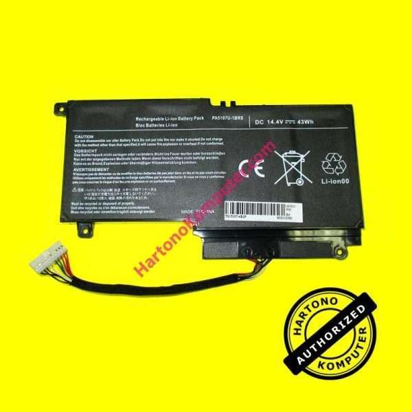 Baterai Toshiba L45D L50 L55 P50 P55 PA5107 OEM-0