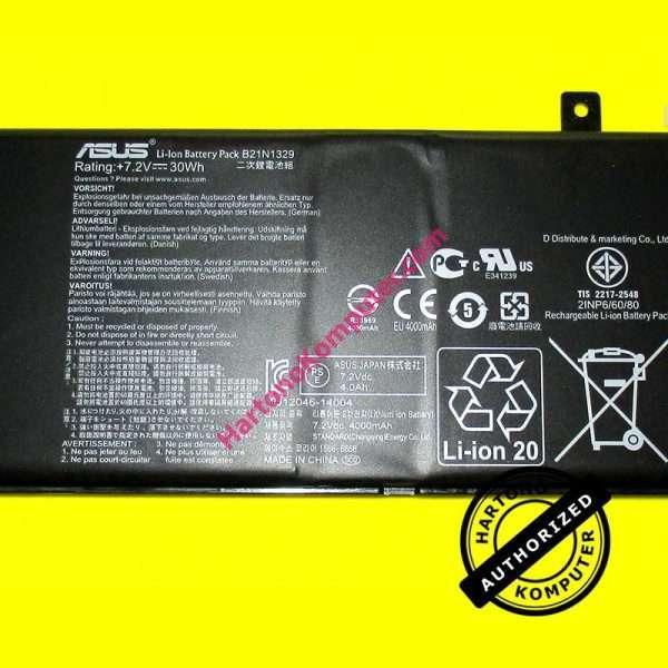 Baterai Asus X453M X553M X553MA-380