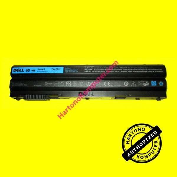 Baterai Dell E6420 E6430 E6520 E6530 ORI-0