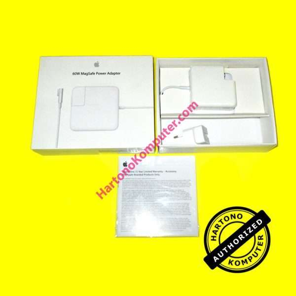 Magsafe 60W With Box - Charger Apple-384