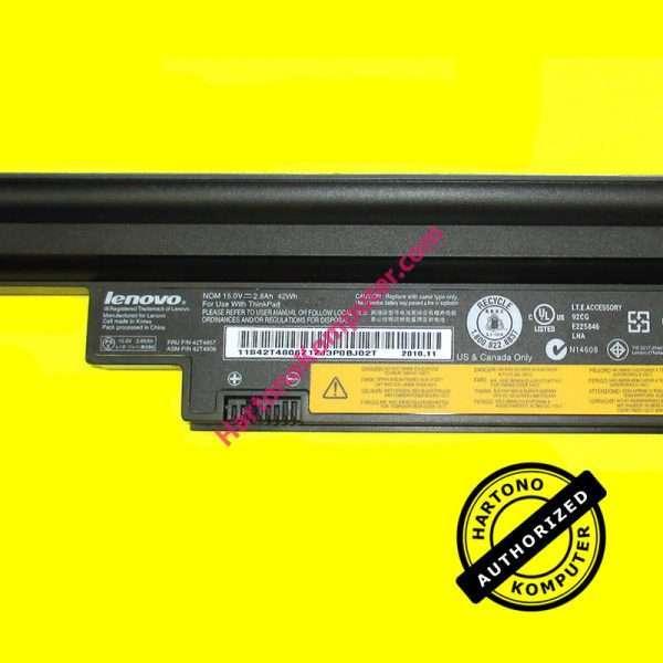 Baterai Lenovo ThinkPad Edge 13 E30 E31-387