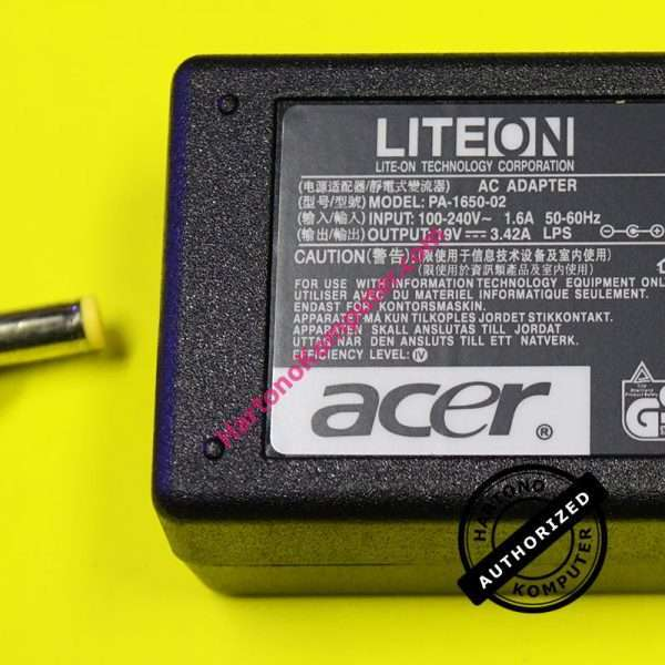 Charger Acer 19V 3.42A - Replacement-410