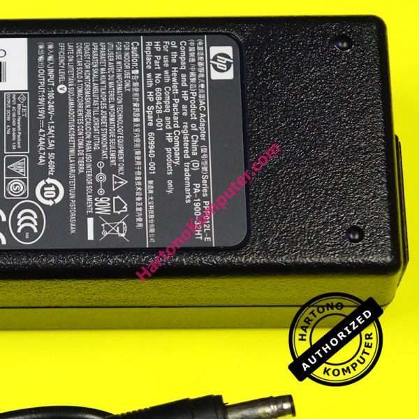 Charger HP 19V 4.74A - Replacement-413