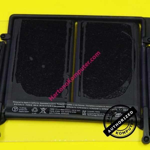 "Baterai Apple MacBook Pro 13"" Retina Display A1493 A1502 - Original-423"
