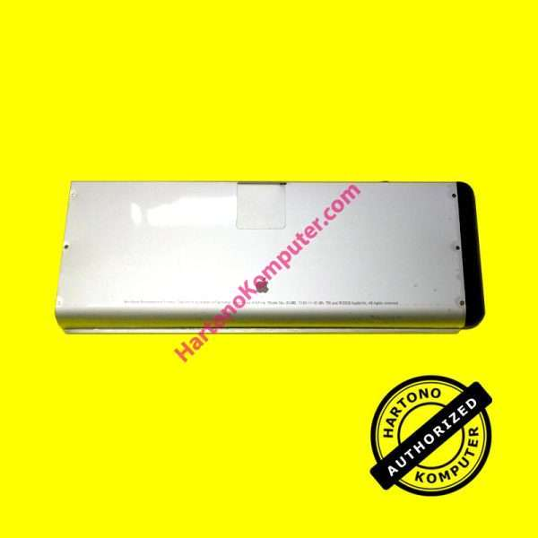 Baterai Macbook A1280 Silver - Genuine-0