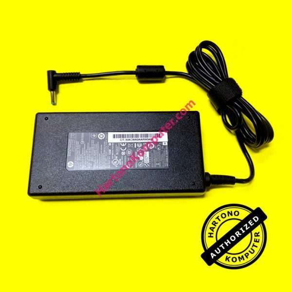 Charger HP 120W 19.5V 6.15A - Blue Pin-0
