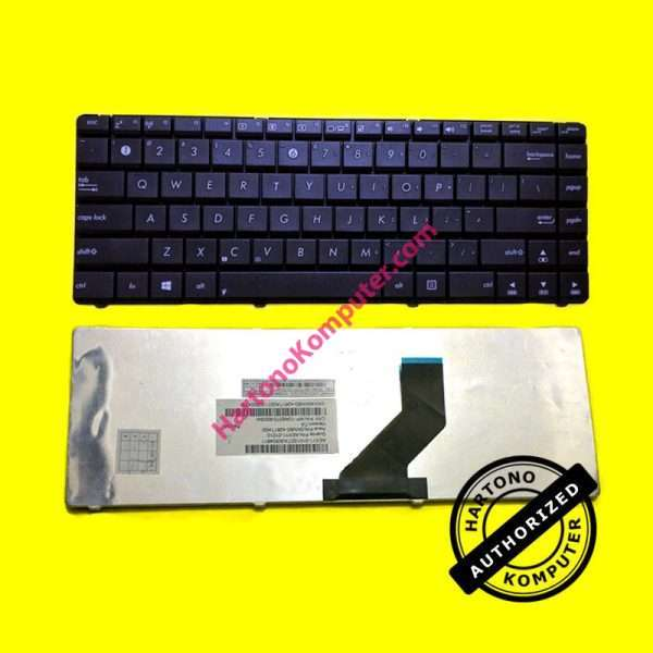 Keyboard Asus X44H New Model-0