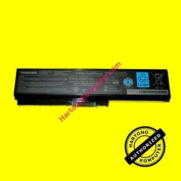Baterai Toshiba L510 L600 L635 L640 L645 M645-0