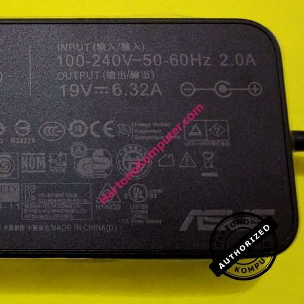 Charger Asus ROG 19V 6.32A - New Model-505